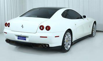 2009 Ferrari 612 Scaglietti rwd