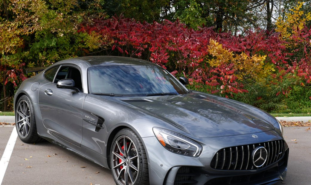 2019 Mercedes Benz Amg Gtr Amg Gt R Coupe