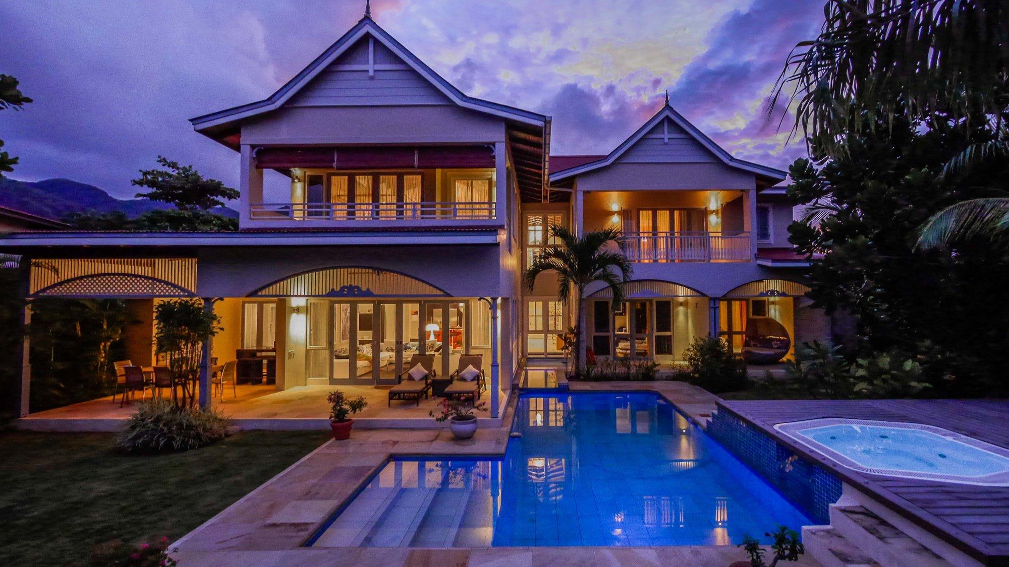 Villa in Eden Island, Seychelles, Seychelles 1 - 10770417