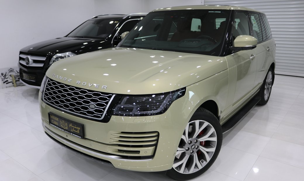 2019 Land Rover Range Rover Supercharged awd