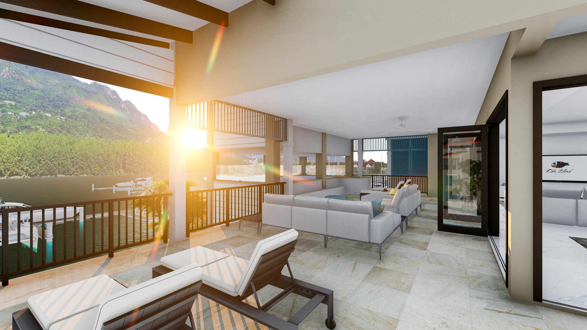 Apartment in Eden Island, Seychelles, Seychelles 1 - 10770448