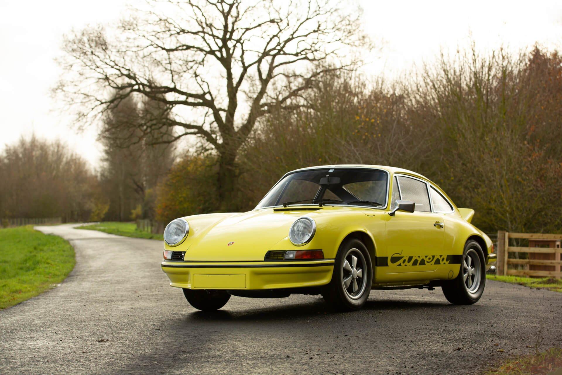 1973 Porsche 911 Carrera Rs In London United Kingdom For Sale 10771646