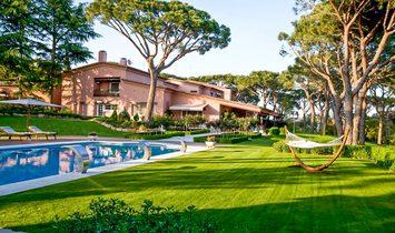 Villa in San Andrés de Llavaneras, Catalonia, Spain 1