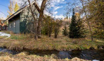 Butcherknife Creek Home