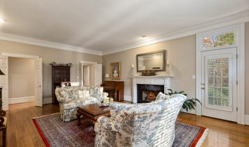 Magnificent Greek Revival Home Nestled On A Tranquil 32.89+/  Acre Farm
