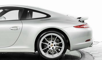 2013 Porsche 911 Carrera $93,780 MSRP New