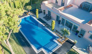 Majestic Villa in the Heart of Quinta do Lago