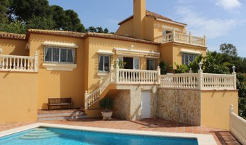 Villa in Marbella, Andalusia, Spain