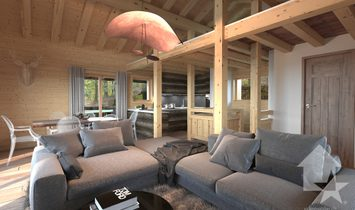 Charming chalet