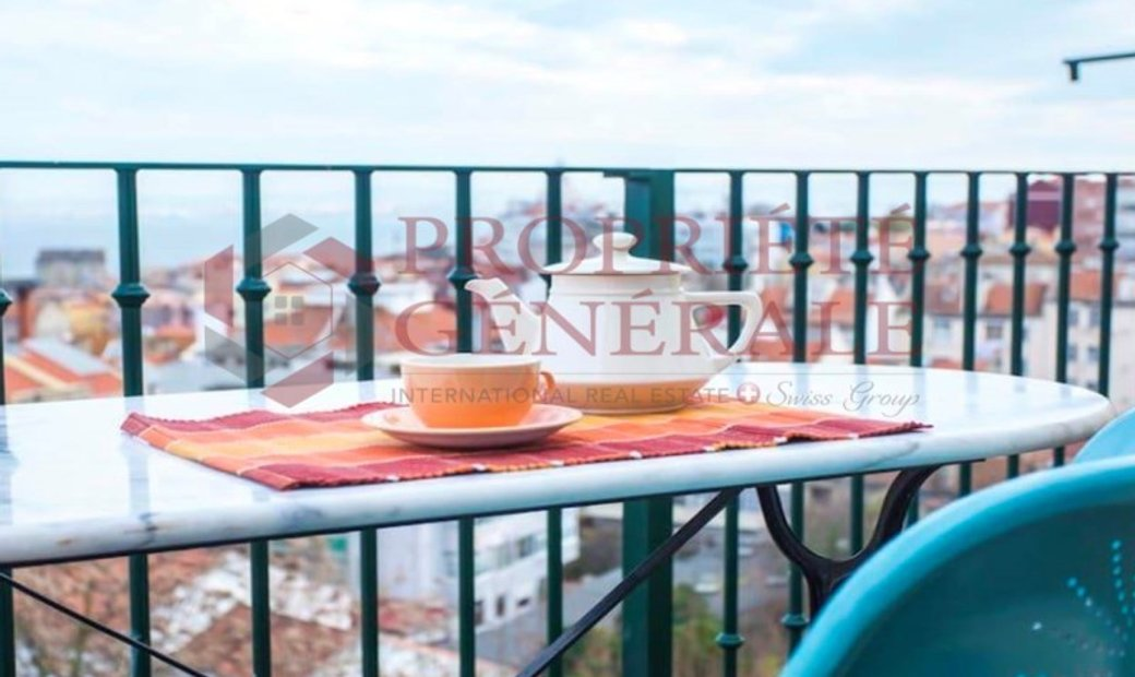 2 Bed. Apartment in Lisbon