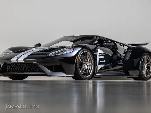 2017 Ford GT Heritage Edition (10732180)