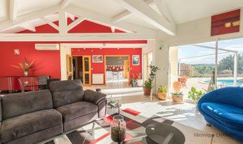 Dpt Hérault (34), à vendre MONTARNAUD maison P5 de 204 m² - Terrain de 1000,00 m²