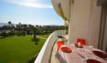 Seasonal rental - Apartment Cannes (Port Canto)
