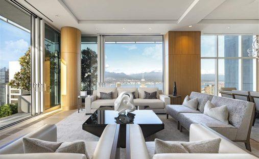Luxury Penthouse In Vancouver Canada For Sale 10772710