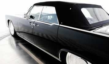 1963 Lincoln Continental $265,000 Restoration