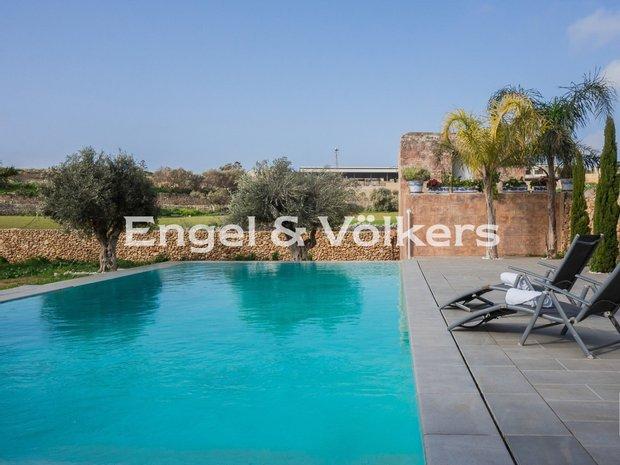 Villa in Buskett Woodlands, Malta 1