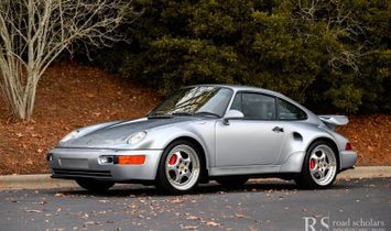 1994 Porsche 911 Turbo S Flachbau 3.6