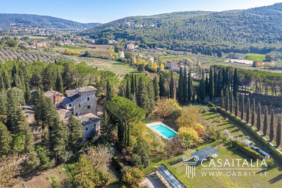 Villa in Mantignana, Umbria, Italy 1 - 10776018