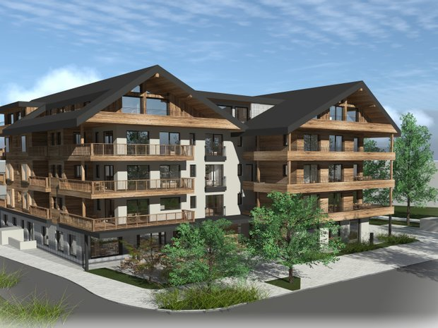 Apartment in Oberndorf in Tirol, Tyrol, Austria 1