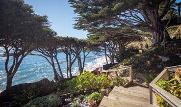 Timeless California Ocean Front