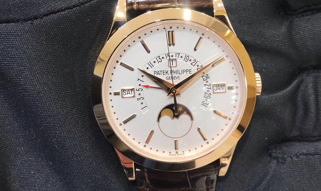 Patek Philippe Grand Complications 5496R