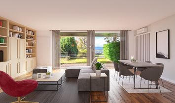 Appartamento a Cologny, Ginevra, Svizzera 1