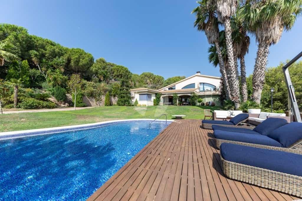 Villa in Teyá, Catalonia, Spain 1