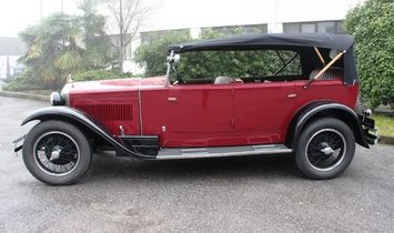 1929 Alfa Romeo 6C