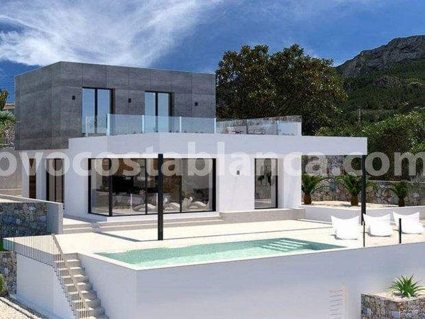 Villa in Montgó Massif, Valencian Community, Spain 1