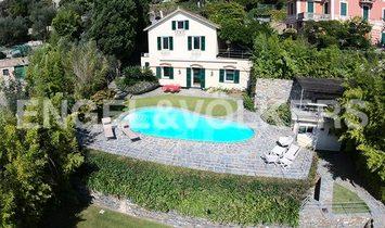 Villa à Santa Margherita Ligure, Ligurie, Italie 1