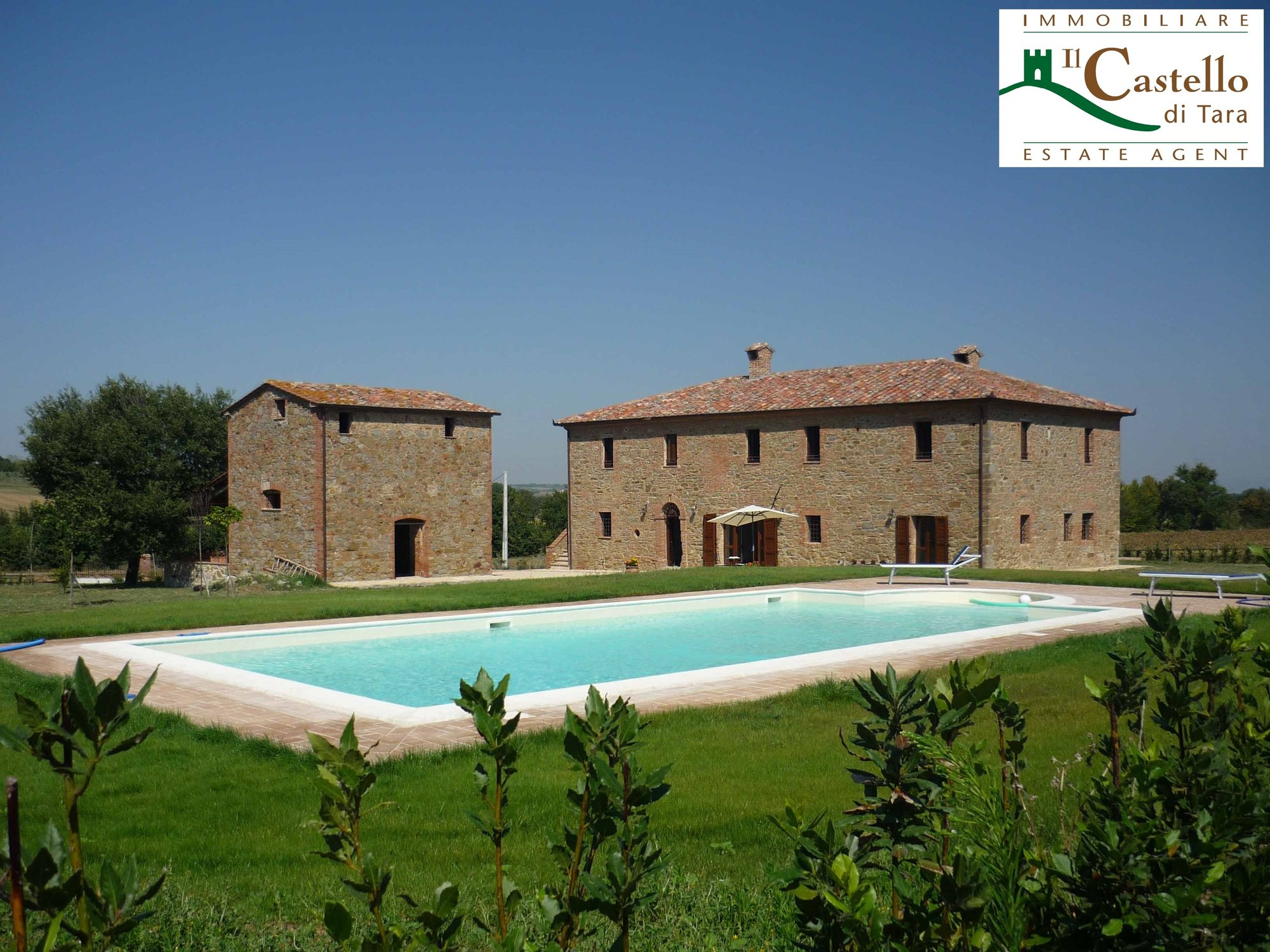 Country House in Panicale, Umbria, Italy 1