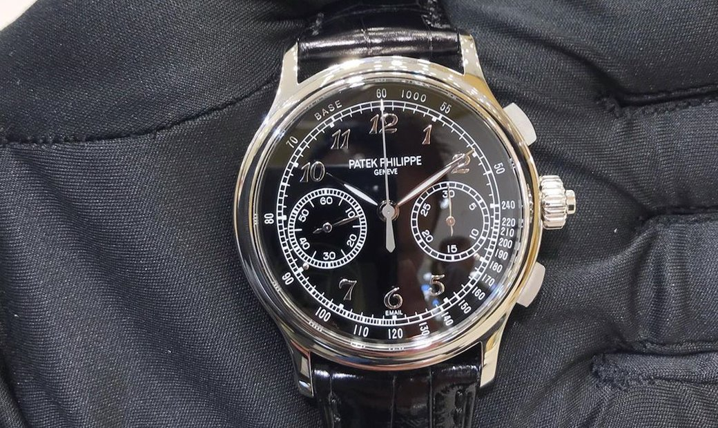 Patek Philippe Grand Complications  5370P