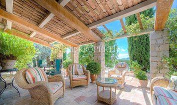 House in Mougins, Provence-Alpes-Côte d'Azur Region, France