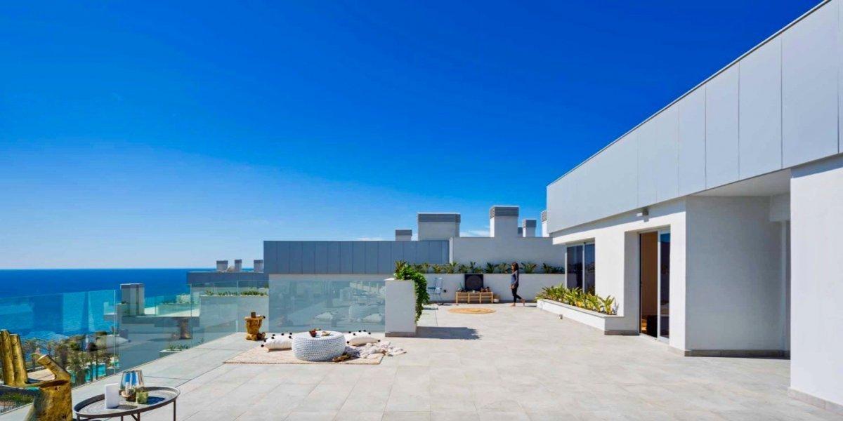 Penthouse in Punta de Calaburras, Spain 1