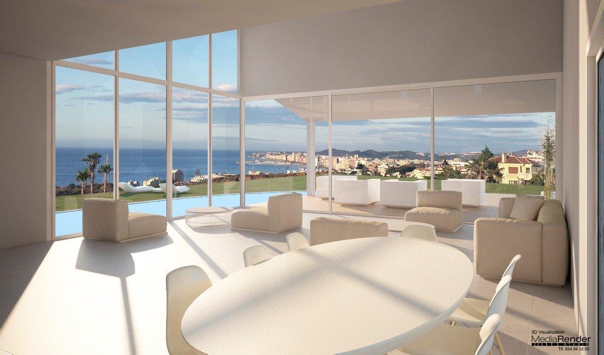 Villa in Málaga, Spain 1 - 10784597