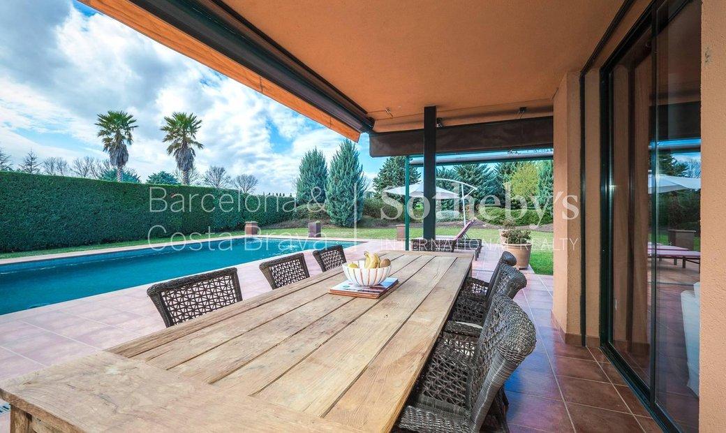 Beautiful House For Sale In Golf De Torremirona