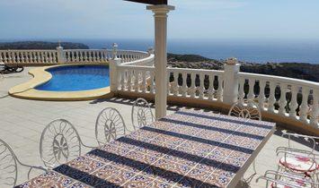 Cumbre del Sol/ Benitachell - Costa Blanca Villa