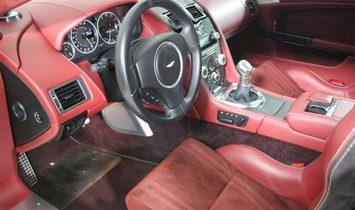 2010 Aston Martin V12 Vantage rwd