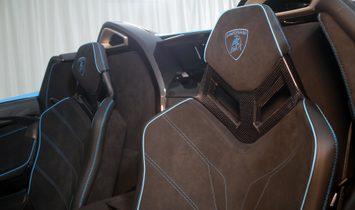 2018 Lamborghini Centenario awd