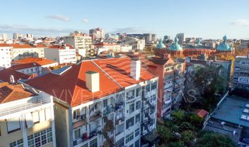 Penthouse | T3 apartment with terrace and parking | Av. da República - Lisbon | OFFER OF THE DEED