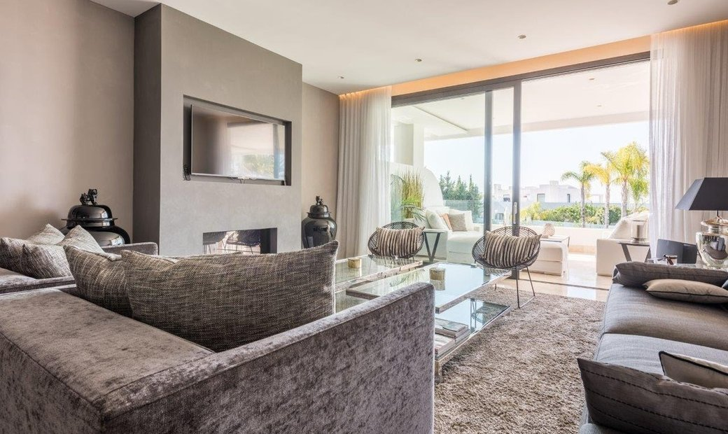 Marbella  Apartment - Ground Floor Apartment