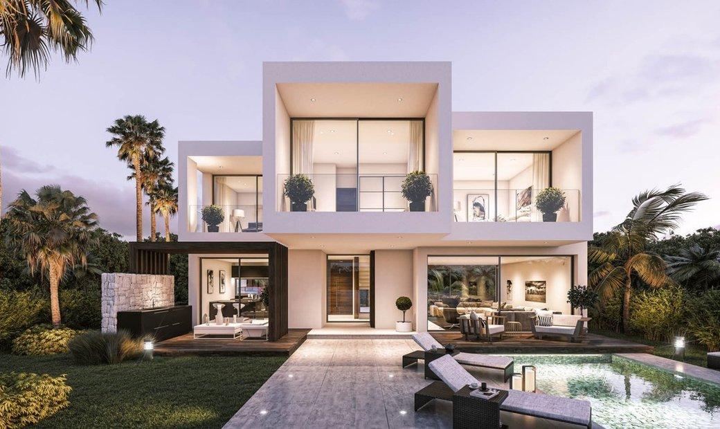 New Golden Mile  House - Detached Villa