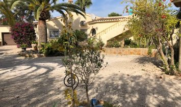 Moraira Villa