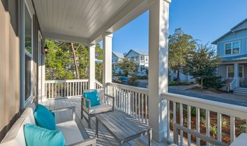 Newly Custom Built Cottage Perfect For Beach Lifestyle
