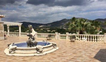 Jalón Valley Villa