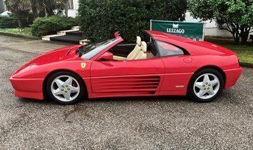 1992 Ferrari 348 TS  rwd