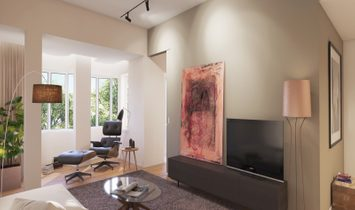 Four bedrooms duplex apartment with terrace and garage in the city centre, Saldanha Lisbon