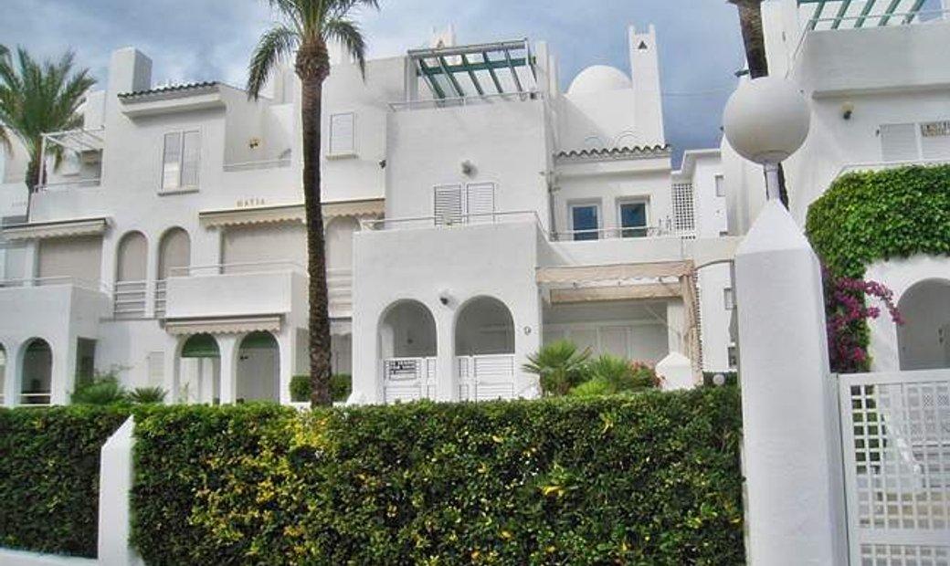 Javea Town House