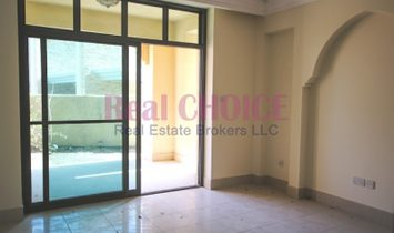 Dazzling 1 BR Apartment|Balcony With Downtown View