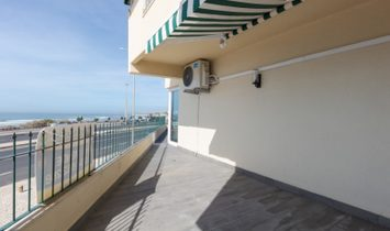Modern renovated apartment with front sea view, in beach front.